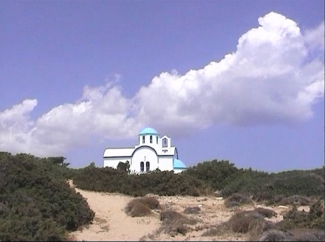 KARPATHOS CHURCH -