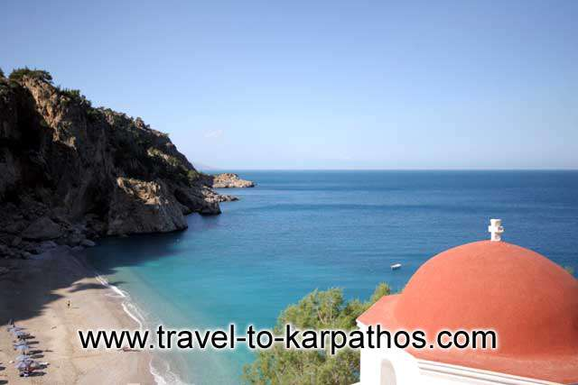 KARPATHOS PHOTO GALLERY - KYRA PANAGIA