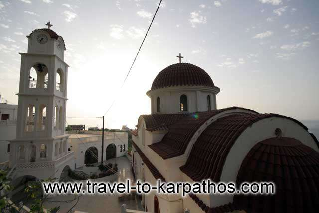 KARPATHOS PHOTO GALLERY - MESOCHORI - PANAGIA