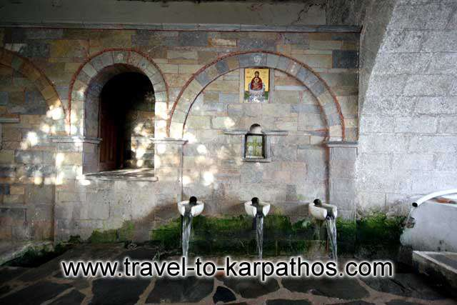 KARPATHOS PHOTO GALLERY - PANAGIA - VRYSES
