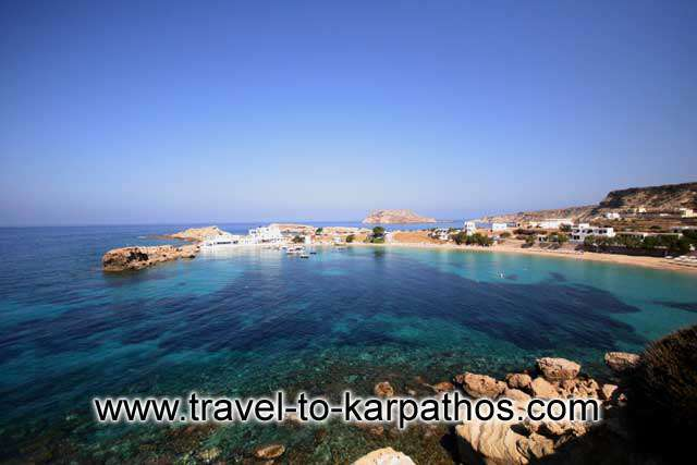 KARPATHOS PHOTO GALLERY - BEACH