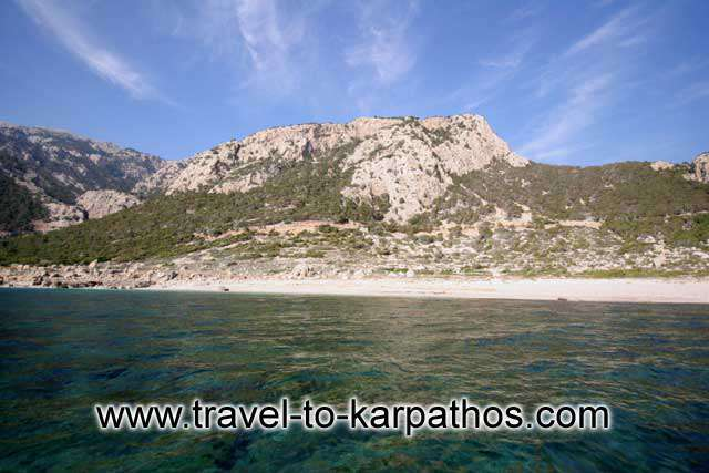 KARPATHOS PHOTO GALLERY - ADEIA - BEACH