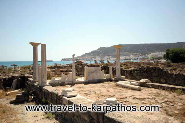 KARPATHOS PHOTO GALLERY - AG.FOTINI