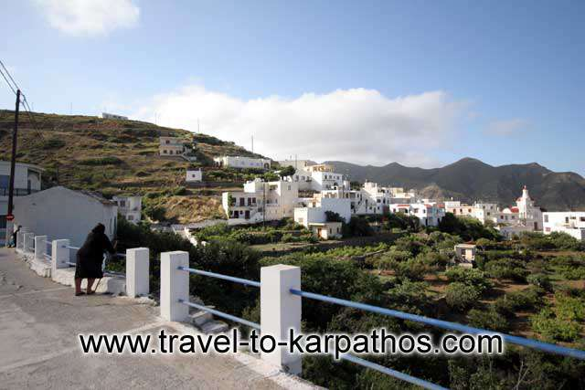 KARPATHOS PHOTO GALLERY - SPOA