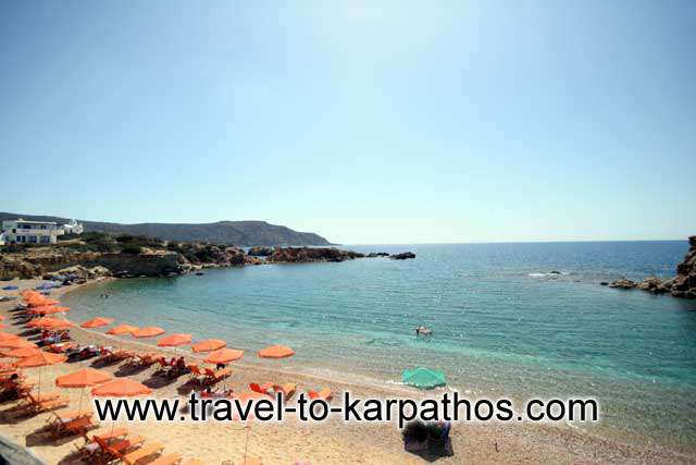 BEACH IN AMMOPI -