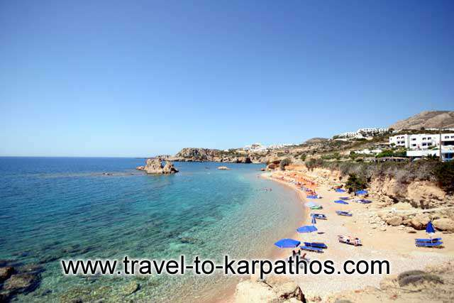 KARPATHOS PHOTO GALLERY - AMMOPI BEACH