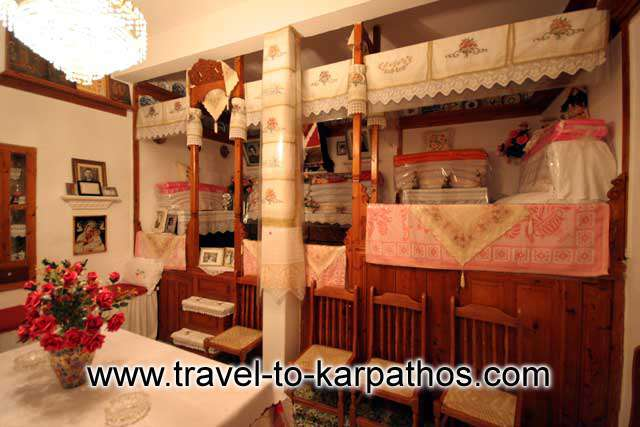 KARPATHOS PHOTO GALLERY - TRADITIONAL HOUSE