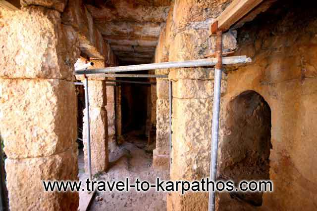 KARPATHOS PHOTO GALLERY - DEXAMENI INSIDE