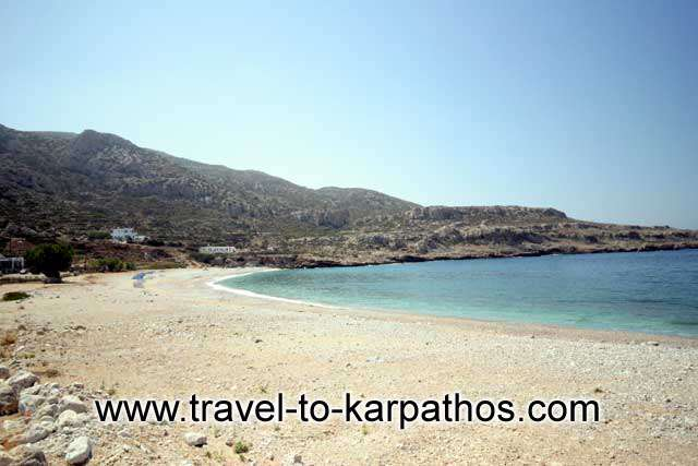 KARPATHOS PHOTO GALLERY - POTALI BEACH