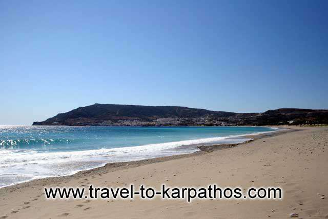 KARPATHOS PHOTO GALLERY - PIGADIA BEACH
