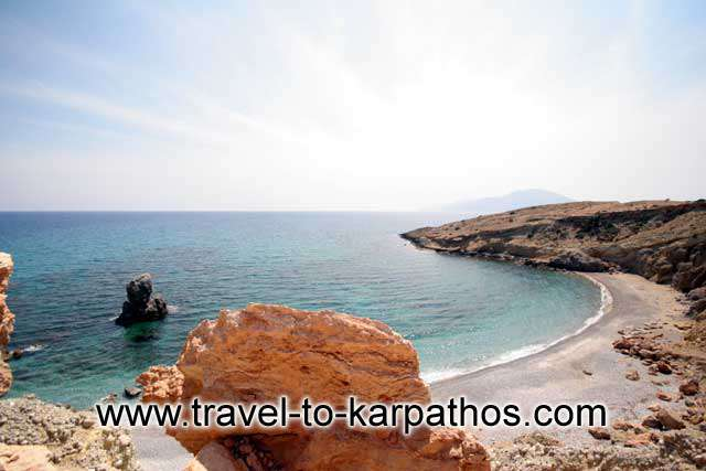 KARPATHOS PHOTO GALLERY - NEW BEACH