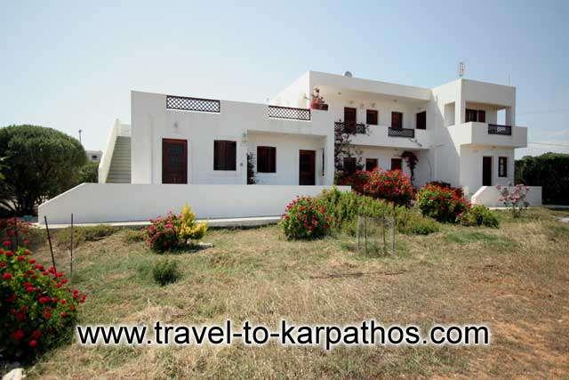 HOTEL SOFIA  HOTELS IN  AFIARTIS - KARPATHOS