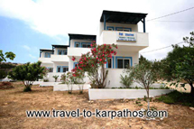 ROI STUDIOS  HOTELS IN  Lefkos KARPATHOS DODECANESSOS ISLANDS