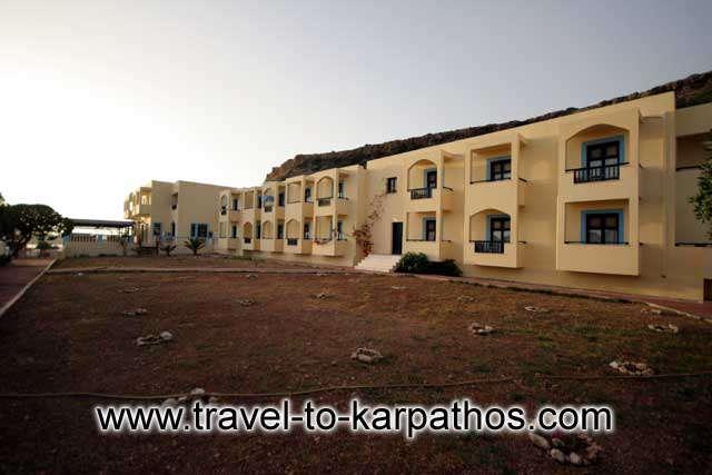 HOTEL SARRIS  HOTELS IN  Lefkos KARPATHOS DODECANESSOS ISLANDS