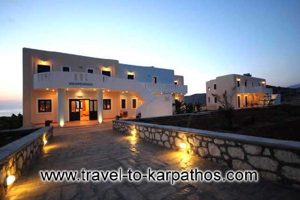 ARCHIPELAGOS HOTEL  HOTELS IN  ARKASA - KARPATHOS
